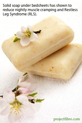 Soap may relieve RLS and cramps